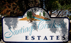 Santiago Creekside Estates