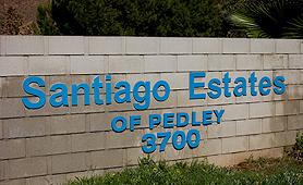 Santiago Estates Pedley